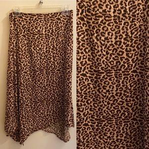 Cotton On Leopard Skirt 🖤